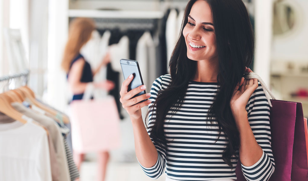 how to connect your social media channels to your in store experience