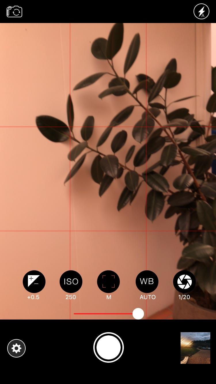 ProCam Screen