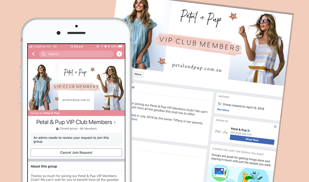 How do I leverage a Facebook Group for my Business?