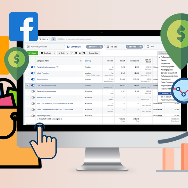 Facebook VS Google Analytics Conversion Tracking