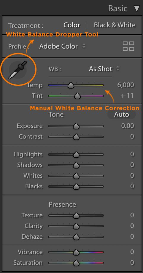 White-Balance